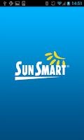 Screenshot of SunSmart