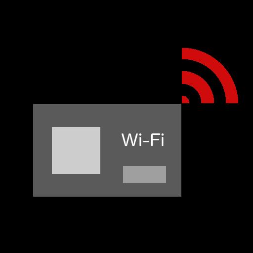 通讯のPocket Wi-Fi (GL06P) 電波強度チェッカー LOGO-記事Game