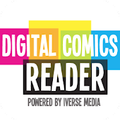 Digital Comics Reader
