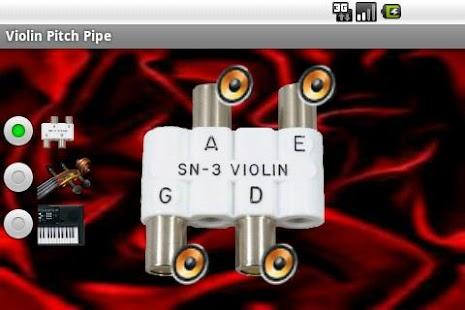 Violin Pitch Pipe screenshot