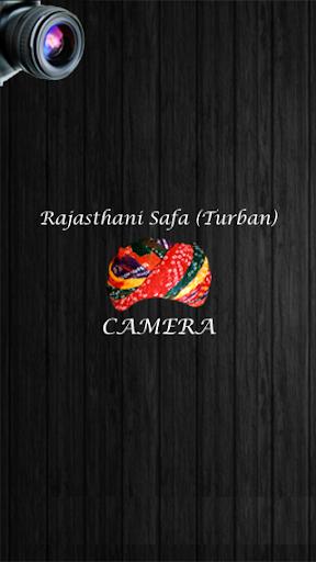 Rajasthani Safa Turban Camera