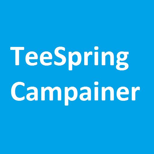 TeeSpring Campaigner LOGO-APP點子