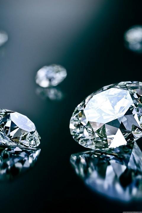 Diamond Wallpaper FREE Live