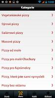 Screenshot of Chacharova pizza