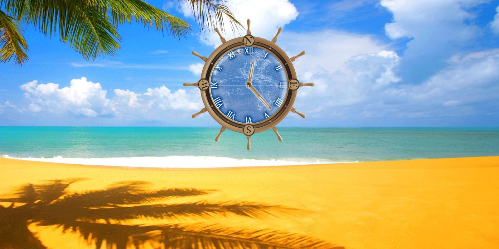 Summer Holidays Live Wallpaper- screenshot