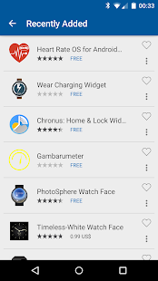 Wear Store for Wear Apps- screenshot thumbnail