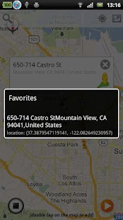 Fake GPS Location Spoofer - screenshot thumbnail