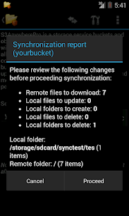 S3AnywherePro - screenshot thumbnail