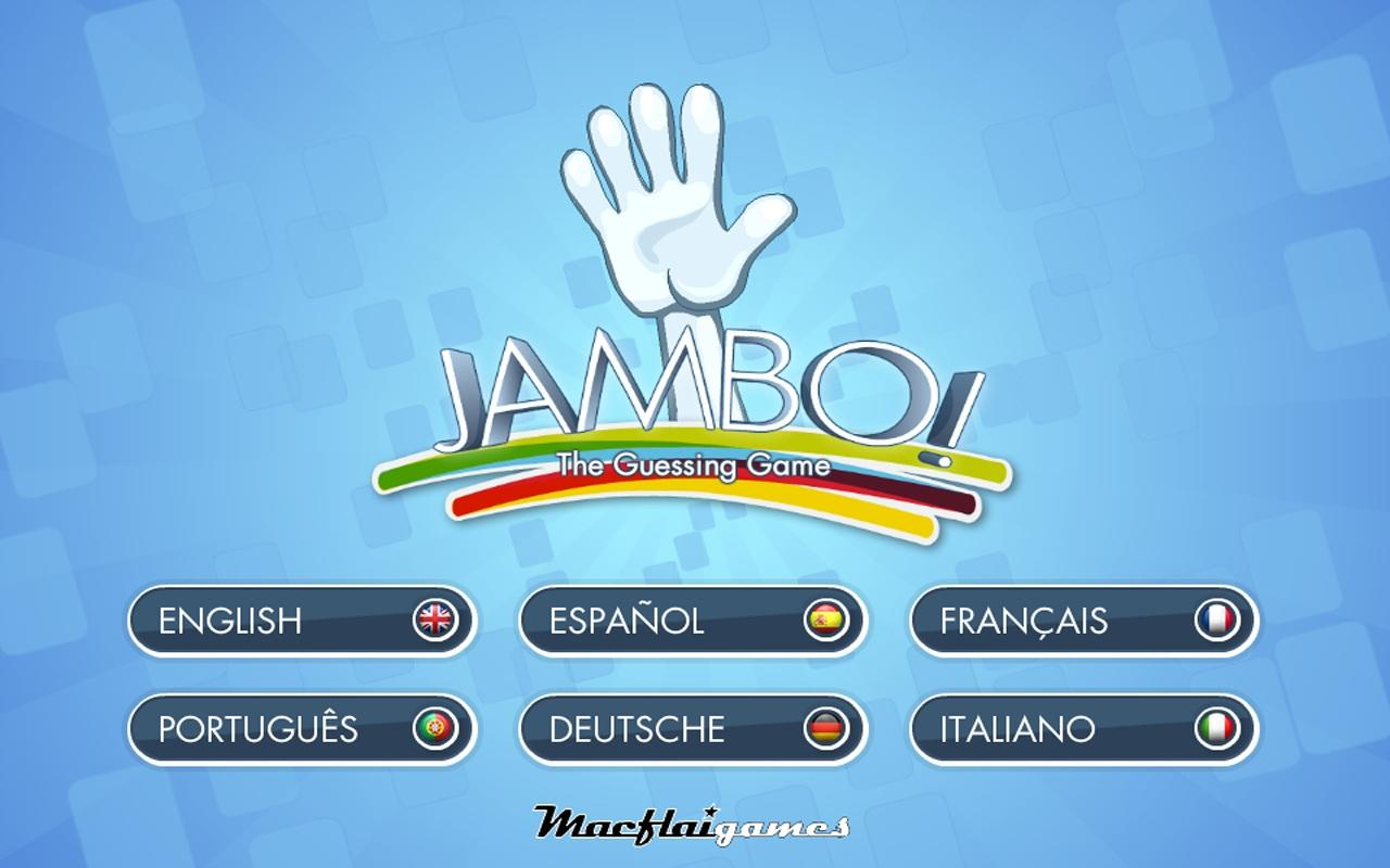 Jambo - screenshot