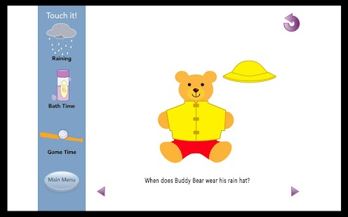 Autism Basic Questions Lite - screenshot thumbnail
