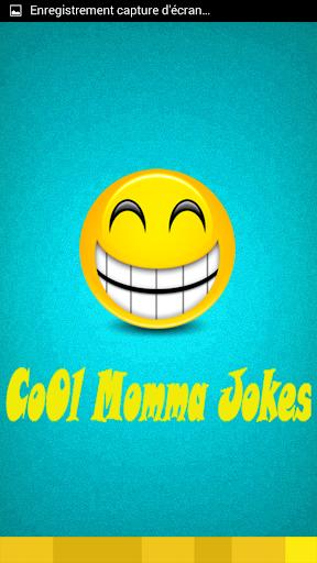 Cool Momma Jokes