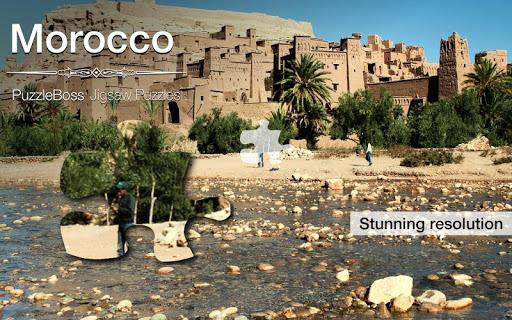 Morocco Jigsaw Puzzles Demo