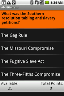Abolitionism: Shmoop Guide - screenshot thumbnail