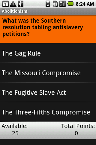 Abolitionism: Shmoop Guide - screenshot