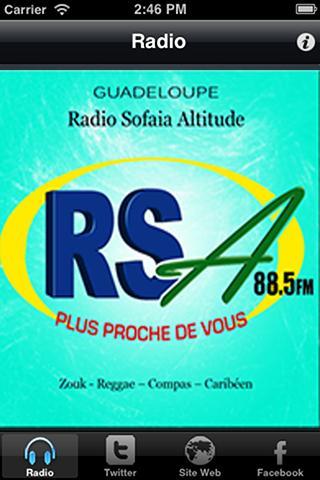 RADIO SOFAIA