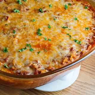 Baked Elbow Macaroni Spaghetti Recipes.