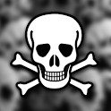 Toucher Theme Skulls Point icon