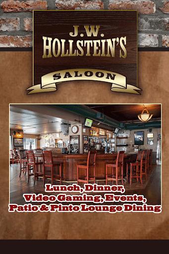 J.W. Hollstein's