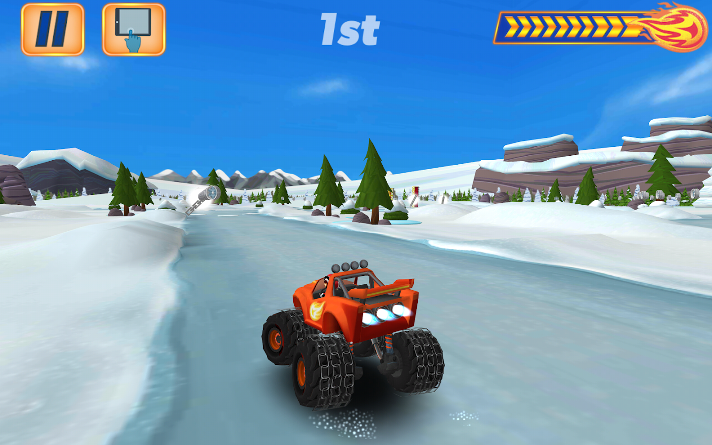 Blaze and the monster machines android apps on google play