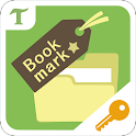 Bookmark Folder (Key) icon