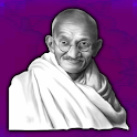 Mahatma Gandhi Live Wallpaper icon
