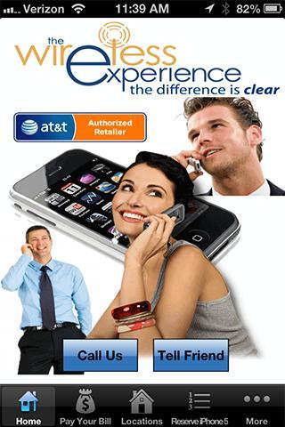 【免費生活App】The Wireless Experience-APP點子