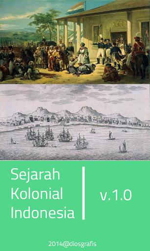 Sejarah Kolonial Indonesia