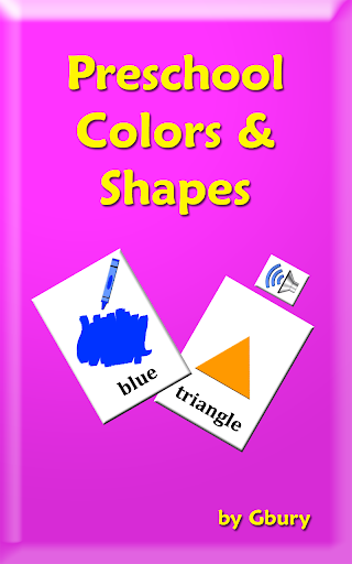 Colors Shapes Early Learning