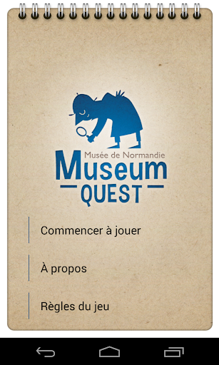 Museum Quest - Caen