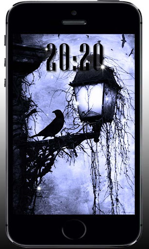 Gothic Music live wallpaper