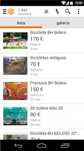 segundamano.es comprar/vender - screenshot thumbnail