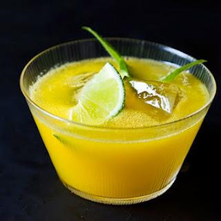 Mango-Mint Limeade