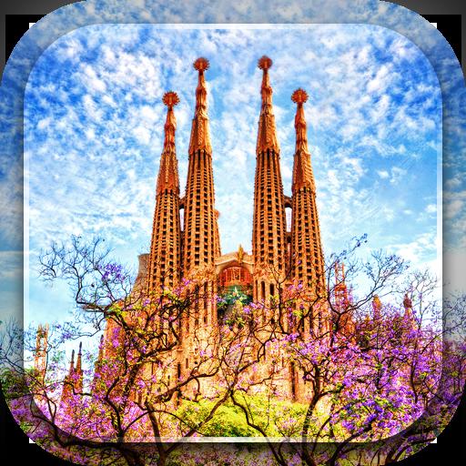 聖家堂在巴塞羅那 旅遊 App LOGO-APP開箱王