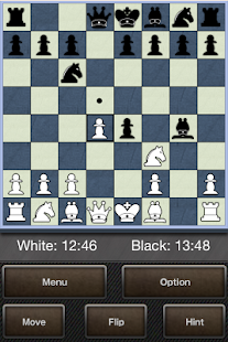 Majestic Chess Board Game - screenshot thumbnail