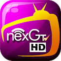 nexGTv HD – Mobile TV Live TV logo