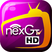 nexGTv HD - Mobile TV Live TV