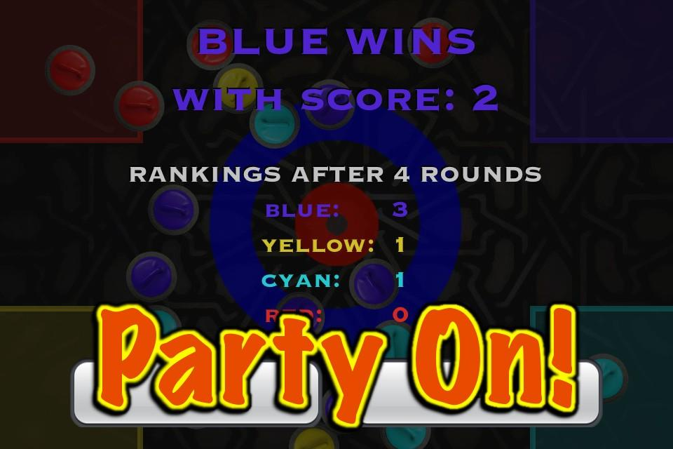 Party Curling- screenshot