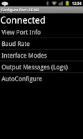 Screenshot of Lefebure NovAtel Config