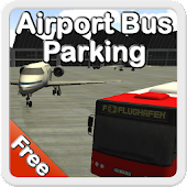 Airport Bus Parking 3D