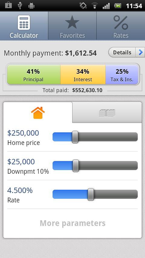 Mortgage Loan Calculator - Android Apps On Google Play