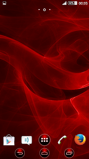 eXperiance Theme Red Smoke