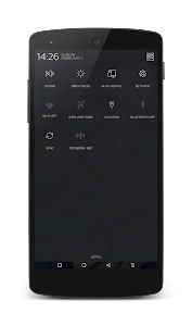 Flat Style Theme CM11 v1.30