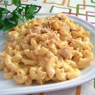 Cafeteria Macaroni and Cheese