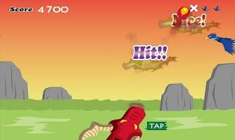 Screenshot of Dragon Fire