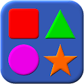 Toddler Shapes logo