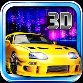 3D Street Racing Fighter
