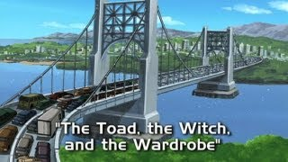 The Toad, The Witch, And The Wordrobe