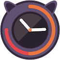 Timy alarm clock icon