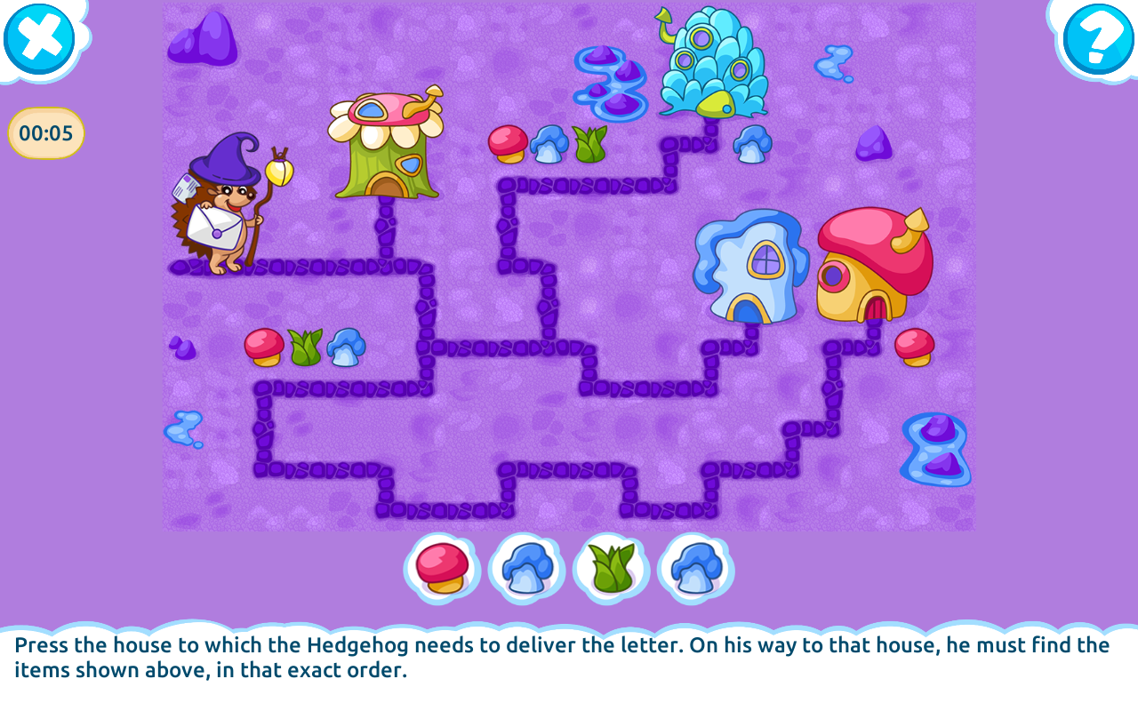 Logic & Spatial IQ Games for Parents and Families- screenshot