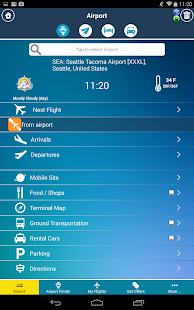 Airport (All) + Flight Tracker - screenshot thumbnail
